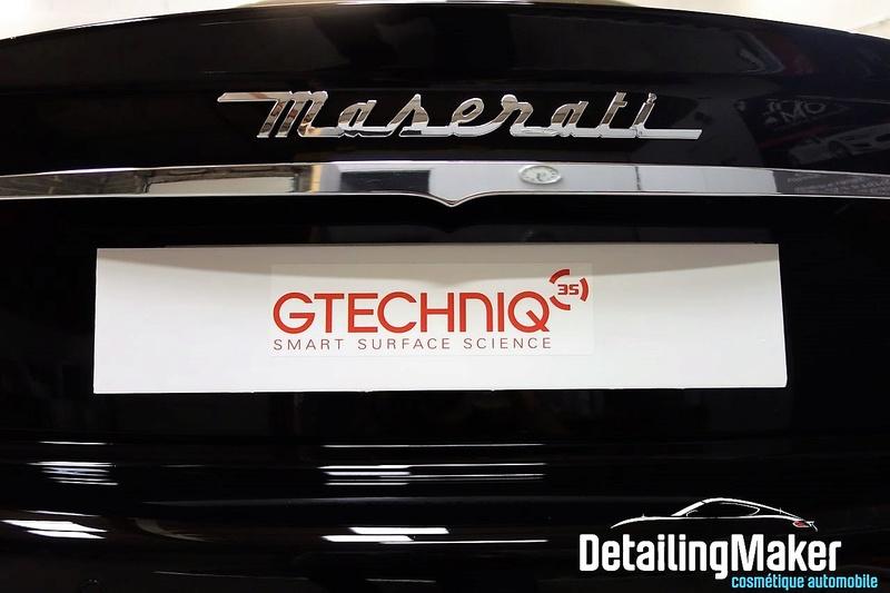 Detailing / Rénovation Maserati GranTurismo S Detail67