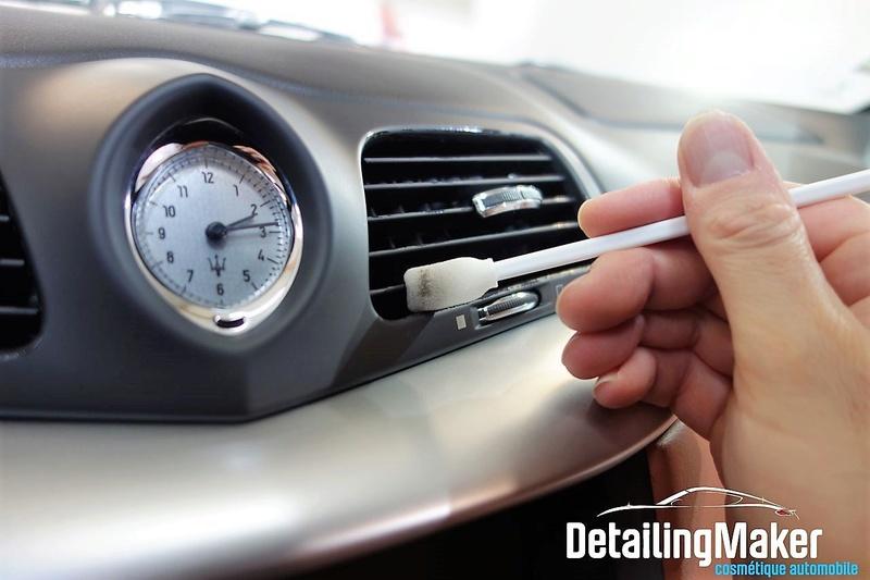 Detailing / Rénovation Maserati GranTurismo S Detail77