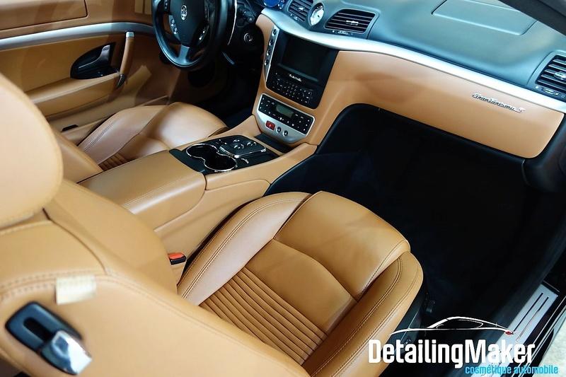 Detailing / Rénovation Maserati GranTurismo S Detail82