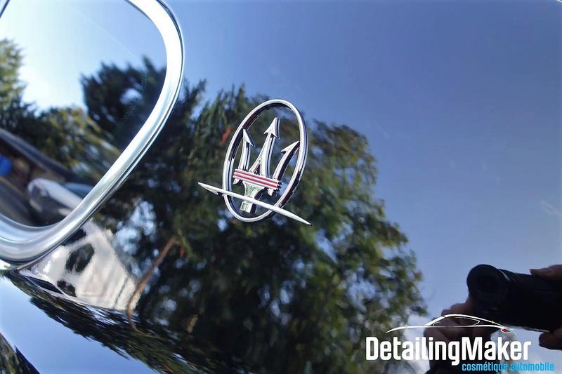 Detailing / Rénovation Maserati GranTurismo S Detail83