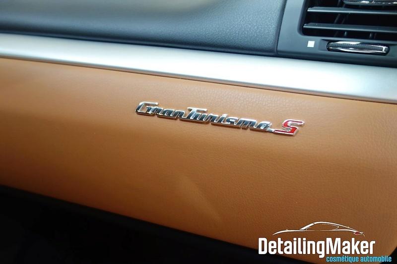 Detailing / Rénovation Maserati GranTurismo S Detail84