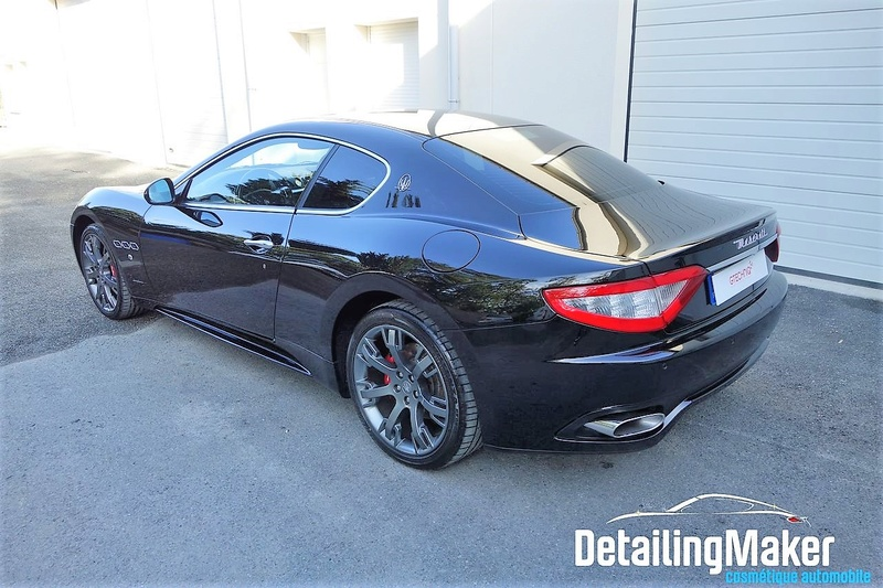 Detailing / Rénovation Maserati GranTurismo S Detail86