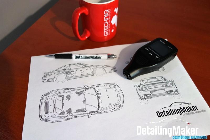 Detailing / Rénovation Maserati GranTurismo S Detail88