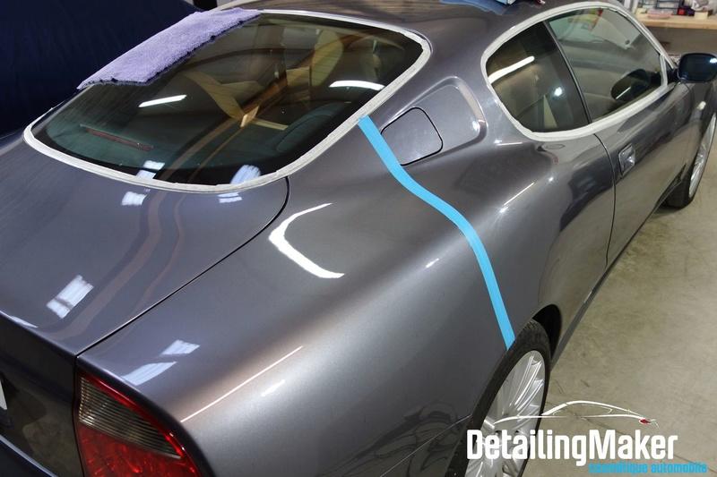 Detailing / Rénovation Maserati GranTurismo S Masera12