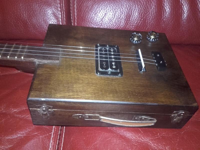 Zeno box guitar 20170816