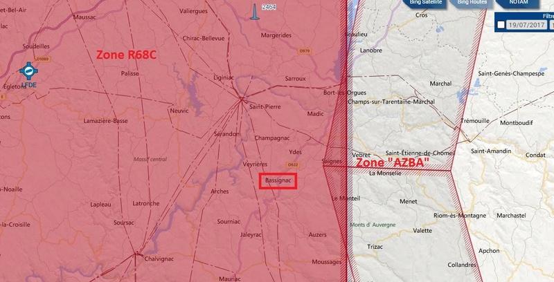 2005: le /01 à 00h15 - Un phénomène ovni surprenant -  Ovnis à bassignac - Cantal (dép.15) Bassig10