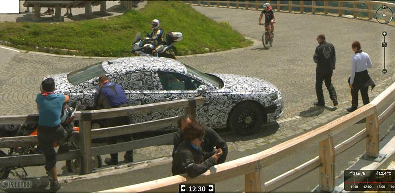 2017 - [Audi] A6 Berline & Avant [C8] - Page 3 Protot14