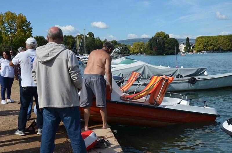 lac des saloniques régate Annecy 21768010