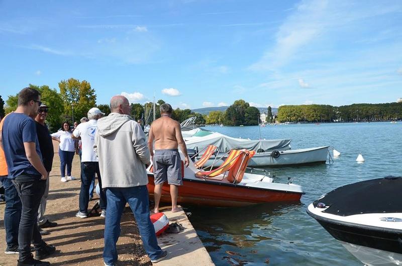 lac des saloniques régate Annecy 22007810