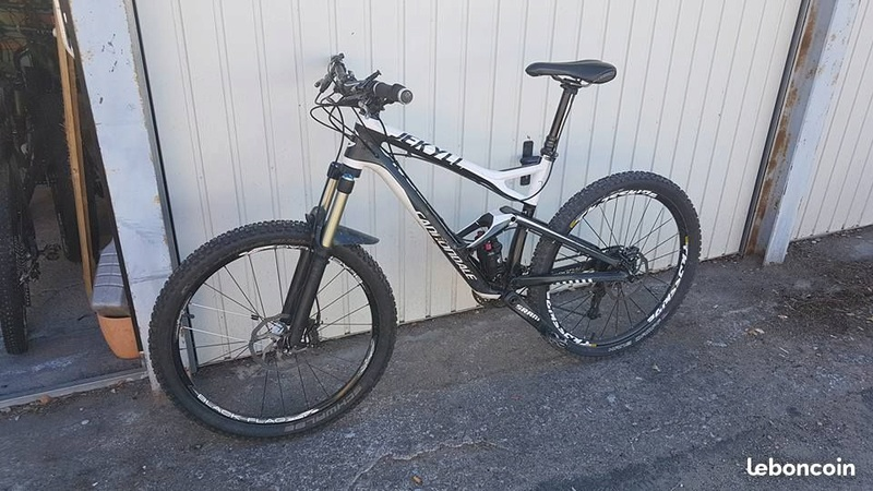VENDS URGENT CANNONDALE JEKYLL CARBON 2 TAILLE M Image10