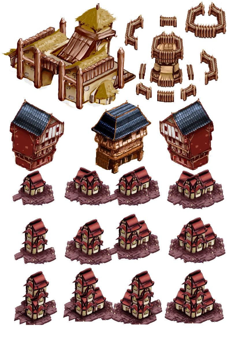 Début de mon projet JDR traditionnel - Page 17 Villag10