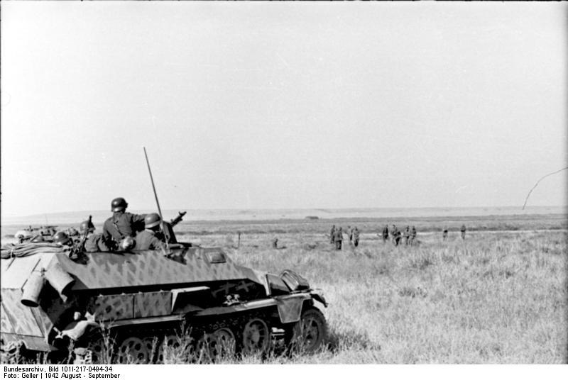La France exilée. Tome 2 : 1942 La roue tourne Bundes10