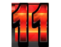 El número 11 Numero10
