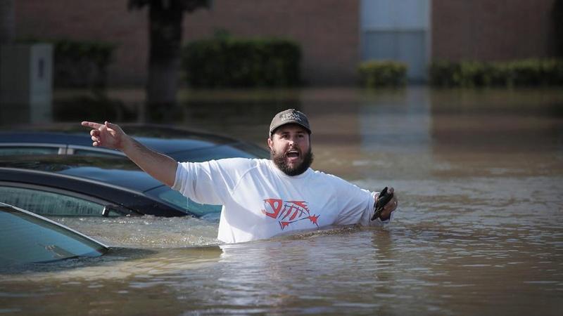 Harvey 2017 hurricane Gettyi10