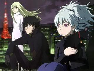 Darker than Black 2 : Gemini of the Meteor Dtb-110
