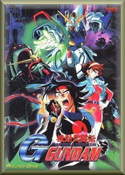 G-Gundam/God Gundam/Kidou Butouden G Gundam G-gund10