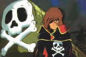Captain Harlock Space Pirate Harloc10