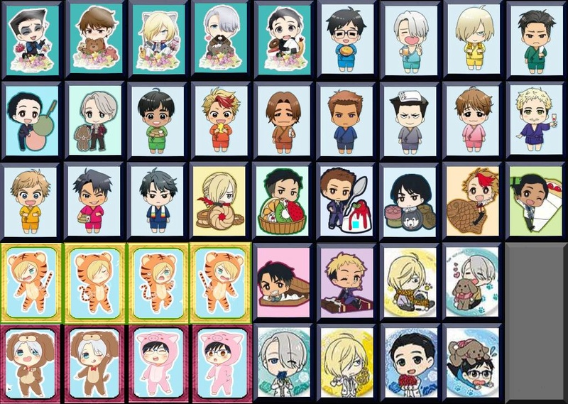 Mahjong Custom Tile Sets+game  Yoi-0610