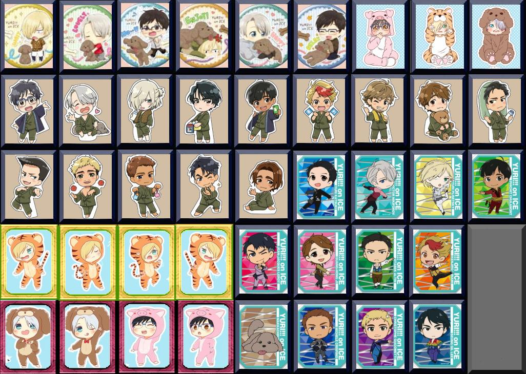 Mahjong Custom Tile Sets+game  Yoi-0710