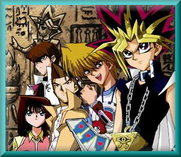 Yugi-oh! /Duel Monsters! Yugi-o10