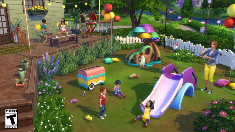 The Sims 4 Toddler Stuff - What it should have been about 2017-010