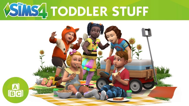 The Sims 4 Toddler Stuff - What it should have been about Maxres11