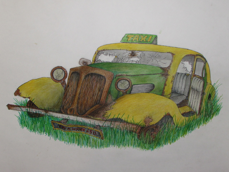 Une autre de mes occupations - Page 2 Taxi10