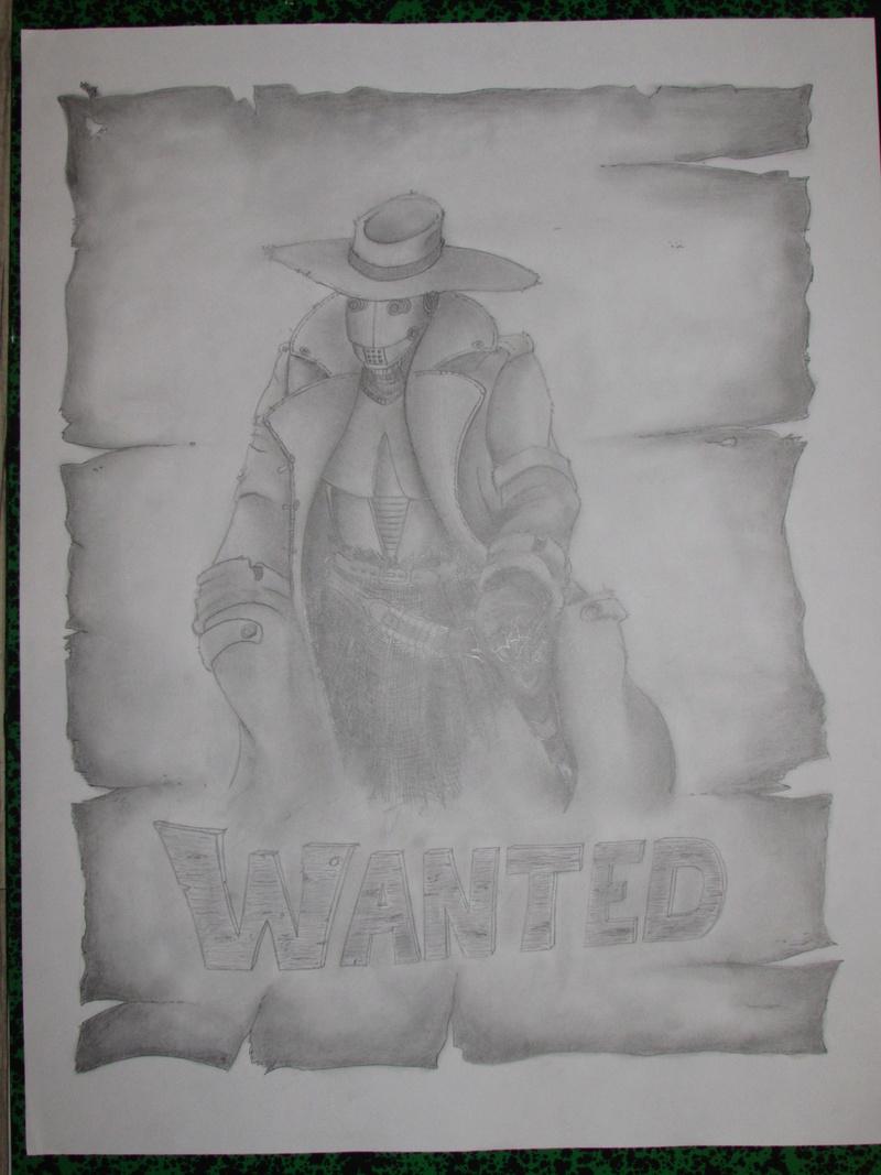 Une autre de mes occupations Wanted11