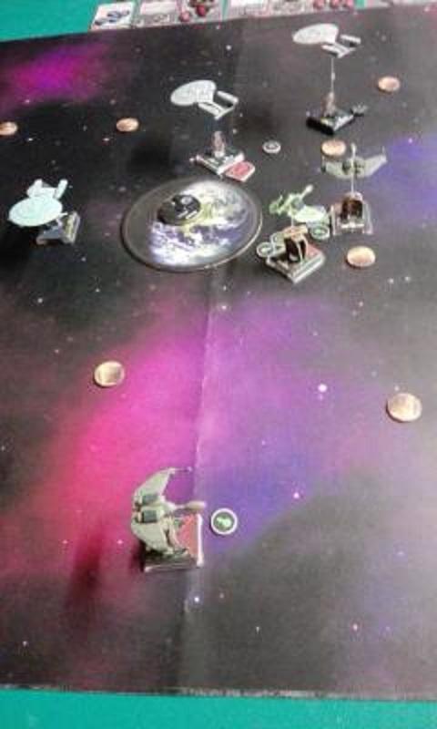 [130] Brückenkopf Ajilon (Klingonen vs. Föderation) 00618