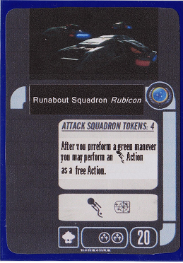 DS9-Runabouts als Staffeln Rubico10