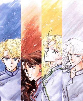Sailor Moon Character Bios -under construction Four-k10
