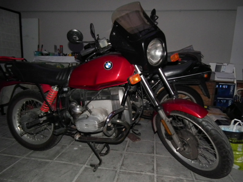 BMW R80ST quel étrier pour double disque? Dscf0011
