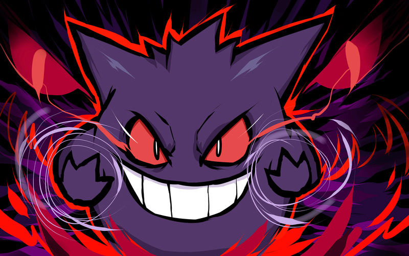 Fonds à utiliser sur Showdown Gengar10