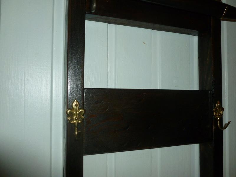 Porte-baïonnette maison  P1030760