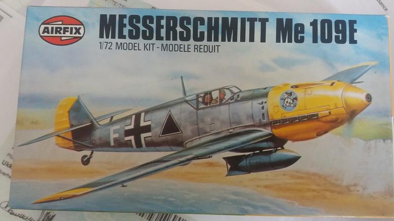 Messerschmitt Bf109E-4b 20170710