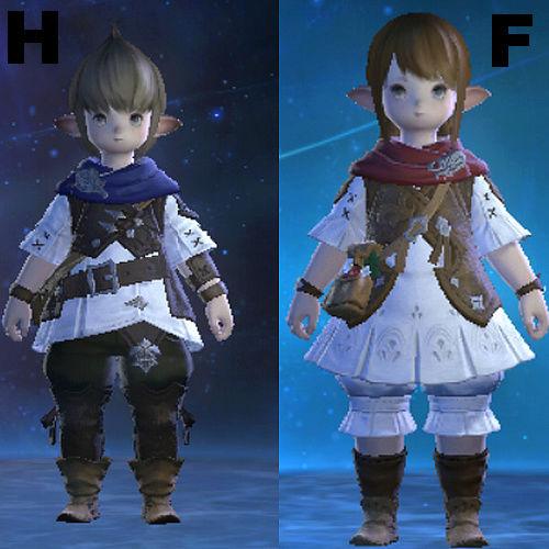 [MMORPG] Final Fantasy XIV ONLINE Lalafe10