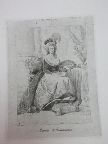Marie-Antoinette au livre en robe bleue - Page 2 23150710
