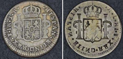 1 real Carlos III 1774 21617711
