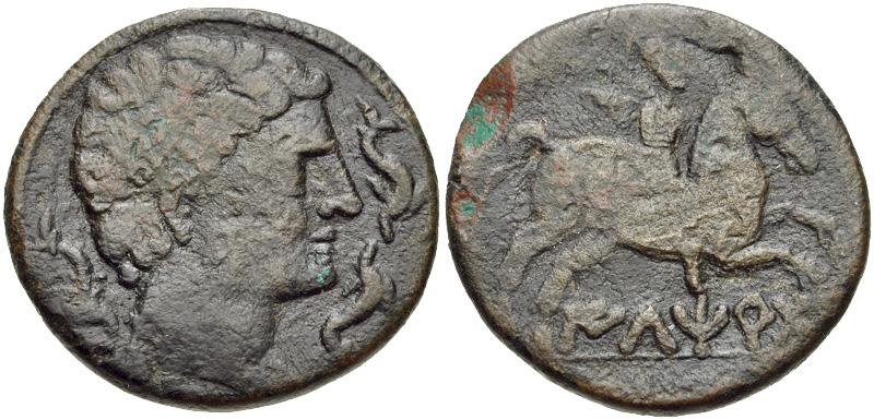 Classical Numismatic Group y sus Iltirtas, Bilbilis... 21901310
