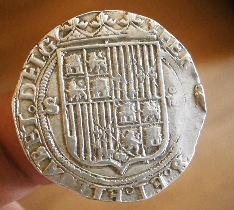 4 reales a nombre de RRCC. Sevilla 22007610