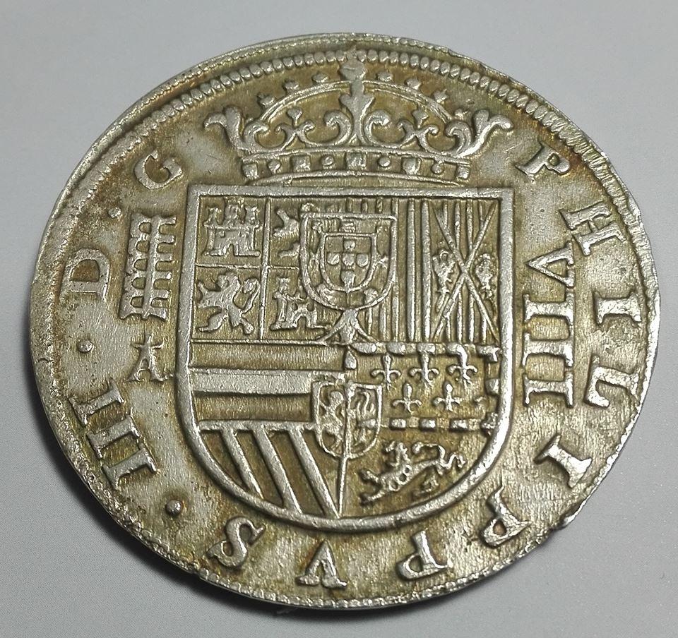 8 reales Felipe III 1620. Segovia 35993610
