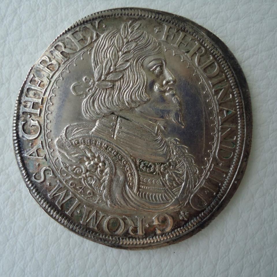 Thaler Fernando III 1649. Sant.Veit ( Austria) 37193410