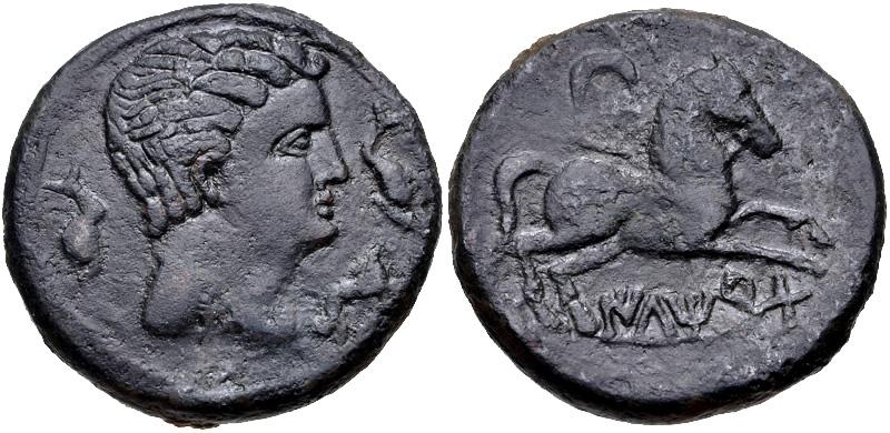 Classical Numismatic Group y sus Iltirtas, Bilbilis... 37400010