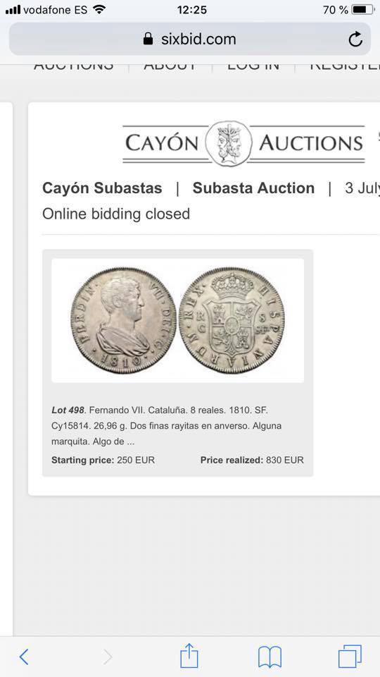 Catawiki :Áureo Nerón, dupondio Germánico, quinario Emerita, etc, etc 39453810