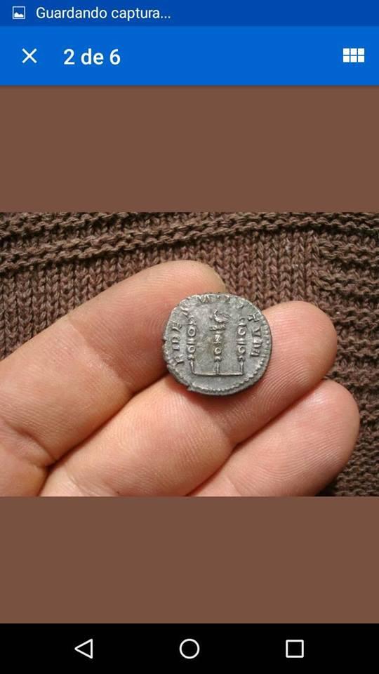 Denario de Caracalla niño (trofeo) 39499210