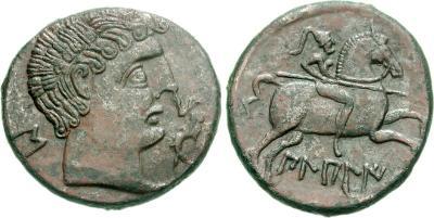 Classical Numismatic Group y sus Iltirtas, Bilbilis... 43182410