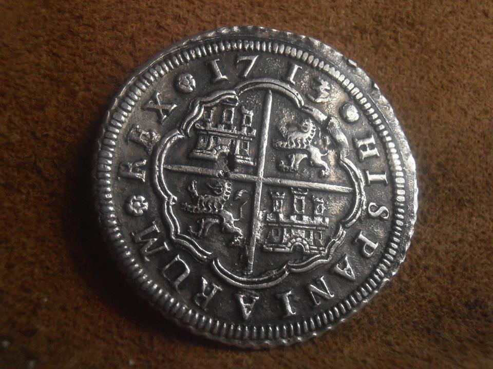 8 reales Felipe V 1713. Madrid 43788210