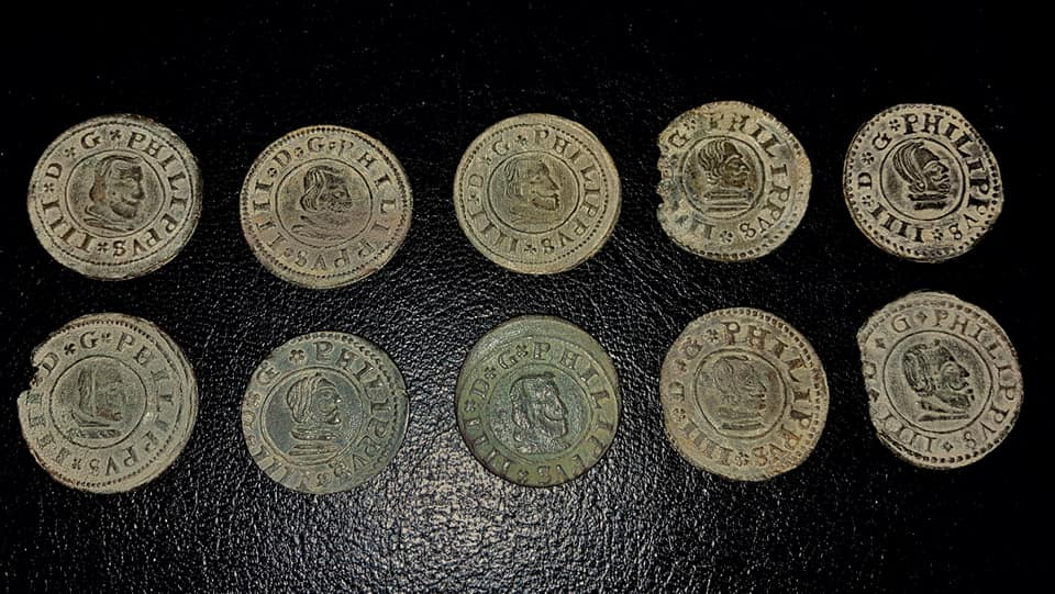 16 maravedís Felipe IV 44143610