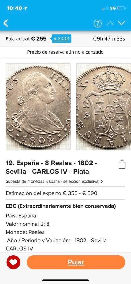 Catawiki :Áureo Nerón, dupondio Germánico, quinario Emerita, etc, etc 510