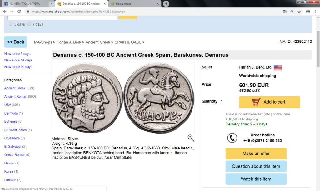 Monedas locas de remate Bas11